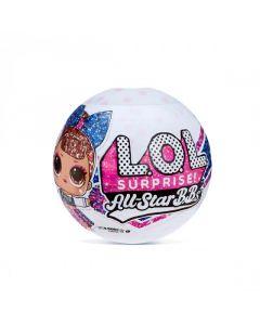 Ігровий набір з лялькою L.O.L. Surprise! - Спортивна команда W2 (синій), 570363-W2