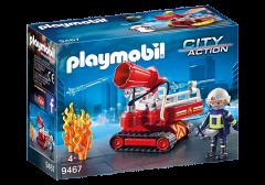 """Ігровий набір """"Водяна гармата пожежних"""", Playmobil 9467"""
