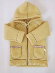 Вовняна курточка-худі для дитини, M161416 Mokkibym