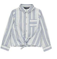 Рубашка с длинным рукавом для девочки