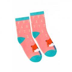 Шкарпетки з махровою ниткою (персикові), Duna, 4039