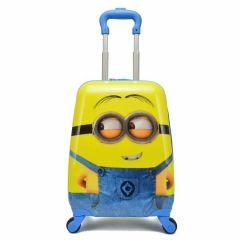 """Детский пластиковый чемодан """"Миньон"""", Minion"""