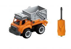 "Автомобіль-конструктор ""Сміттєвоз"" (31 ел.), DIY Spatial Creativity LM8062-SZ-1"