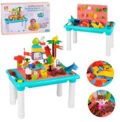 Ігровий столик з конструктором, 6308