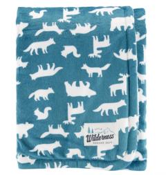 Мягкое плюшевое одеяло