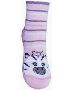 """Шкарпетки для дитини """"Зебра"""", SK-13, YOClub"""
