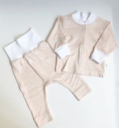 Трикотажний комплект-двійка для дитини, M044003 Mokkibym