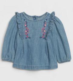 Красива блуза для дівчинки від GAP