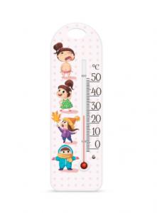 Термометр кімнатний П-15 (Дівчинка)