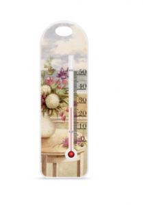 Термометр кімнатний П-15 (Прованс пейзаж)