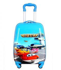 """Детский пластиковый чемодан """"Супер Крилья"""", Super Wings"""