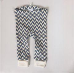 Трикотажні штанята для дитини, 2424 Mokkibym