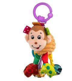 """Іграшка з вібрацією """"Мавпочка Меггі"""", Balibazoo 82145"""