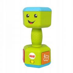 """Музична іграшка """"Гантеля"""", Fisher-Price, GJW57"""