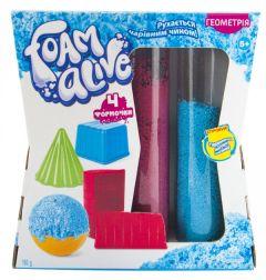 Набір з повітряною піною для дитячої творчості Foam Alive-Геометрія, 5905
