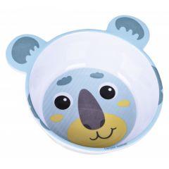 Миска дитяча з антиковзаючим покриттям, Canpol babies 4 / 520_gre