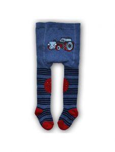 """Теплі колготки для хлопчика """"Трактор"""" RA-35, YOclub"""