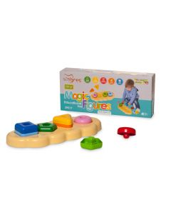 """Іграшка розвиваюча """"Магічні фігури"""" 8 ел., 39517"""