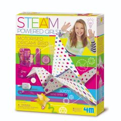 STEAM-набір 4M Пташка-технооригамі 00-04903