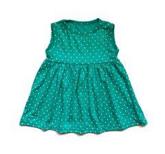 Трикотажне дизайнерське плаття для дівчинки, П-27