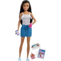 Лялька Барбі принцеса з серії Barbie Skipper Babysitter, FHY89 / FXG92