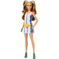 Кукла Барби из серии Barbie FASHIONISTAS FBR37/FXL48