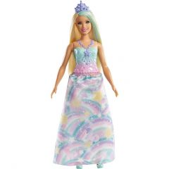 Лялька Барбі принцеса з серії Barbie Dreamtopia, FXT13/FXT14