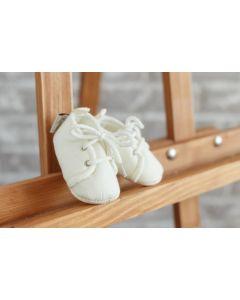 Бавовняні пінетки для малюка (молочні), 1059