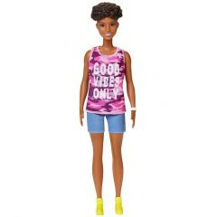 Кукла Барби из серии Barbie FASHIONISTAS FBR37/GHP98