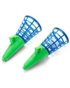 """Гра """"Спіймай м'яч"""", Simba 107215098 (зелений з синім)"""