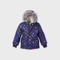 """Зимова куртка-парка з серії """"Я росту з тобою"""""""