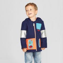 Оригинальное пальто для мальчика