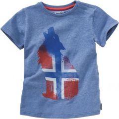 "Трикотажна футболка  ""Вовк"" для хлопчика, 30104"