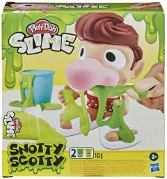 """Слайм """"Сопливий Скотті"""" 102 г, Play-Doh E6198"""