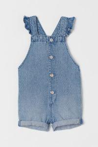Джинсовий комбінезон для дівчинки від H&M
