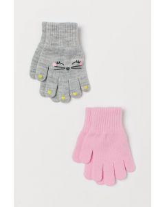 Набір рукавичок для дитини 2шт.