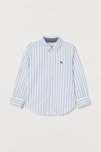 Бавовняна сорочка для хлопчика