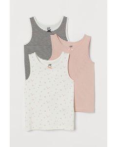 Набір майок для дівчинки (3 шт.)  від H&M