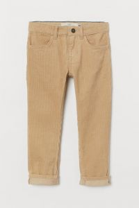 Вельветові штани для хлопчика