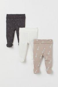 Набір повзунків для малюка (3 шт.)