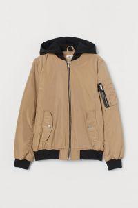 Курточка-бомбер для хлопчика
