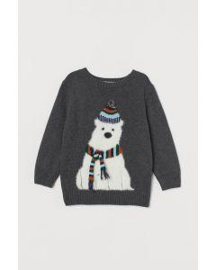 В'язаний светр для дитини від H&M
