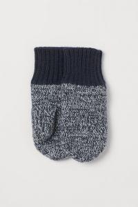 Теплі рукавички з флісовою підкладкою