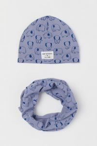 Комплект (шапка та хомут) від H&M