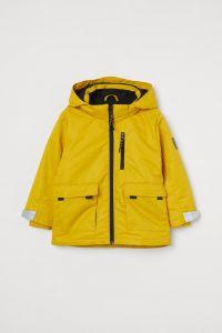 Водоотталкивающая куртка для ребенка