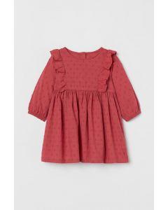Котонове плаття для дівчинки
