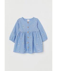 Коттонове плаття для дівчинки