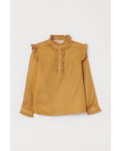 Блуза з віскози для дівчинки від H&M