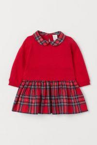 Плаття тонкої в'язки для дівчинки від H&M