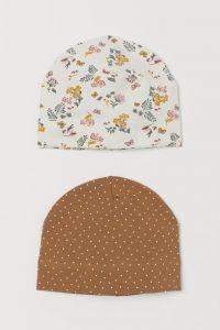 Набір шапочок для дівчинки(2 шт.) від H&M
